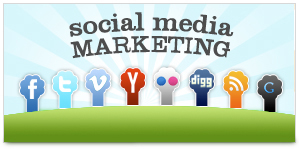 Social Media Marketing (SMO) facebook, twitter, social network
