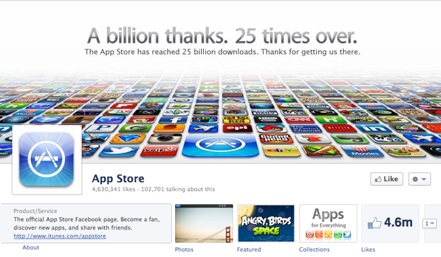 app store cover image - Judge Facebook by its Cover Photo