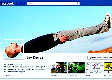 facebook timeline cover hack lev detrez - Judge Facebook by its Cover Photo
