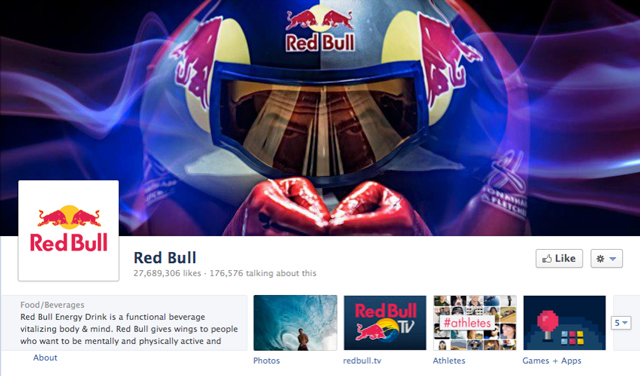 redbulls cover image - Judge Facebook by its Cover Photo