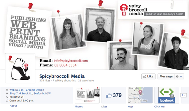 spicy cover image - Judge Facebook by its Cover Photo